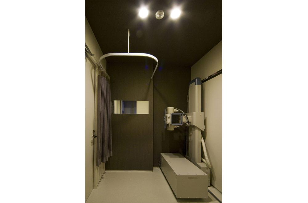 SASAKI CLINIC: X-ray room