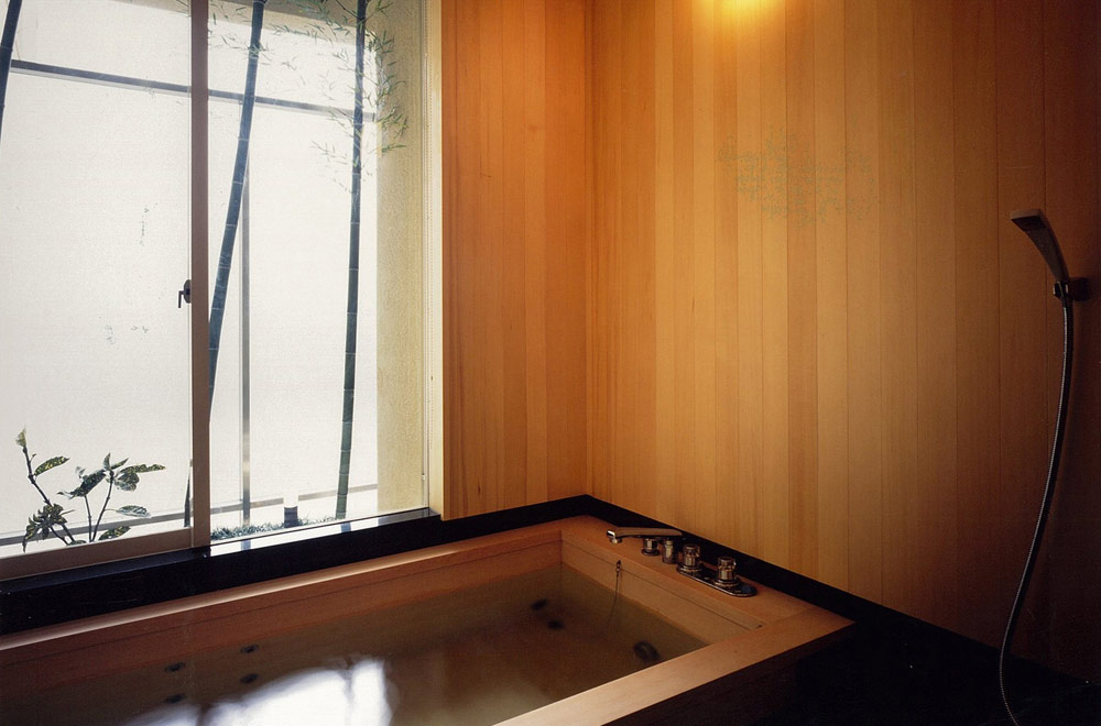 I-HOUSE: Bathroom