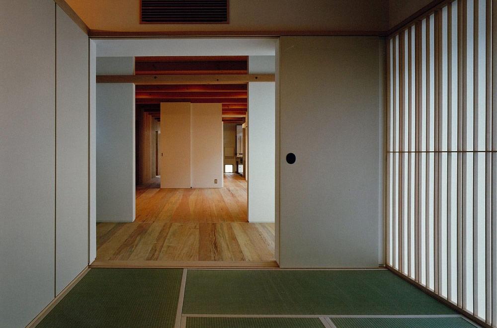 HOUSE IN YASHIKITHOU: Japanese-style room