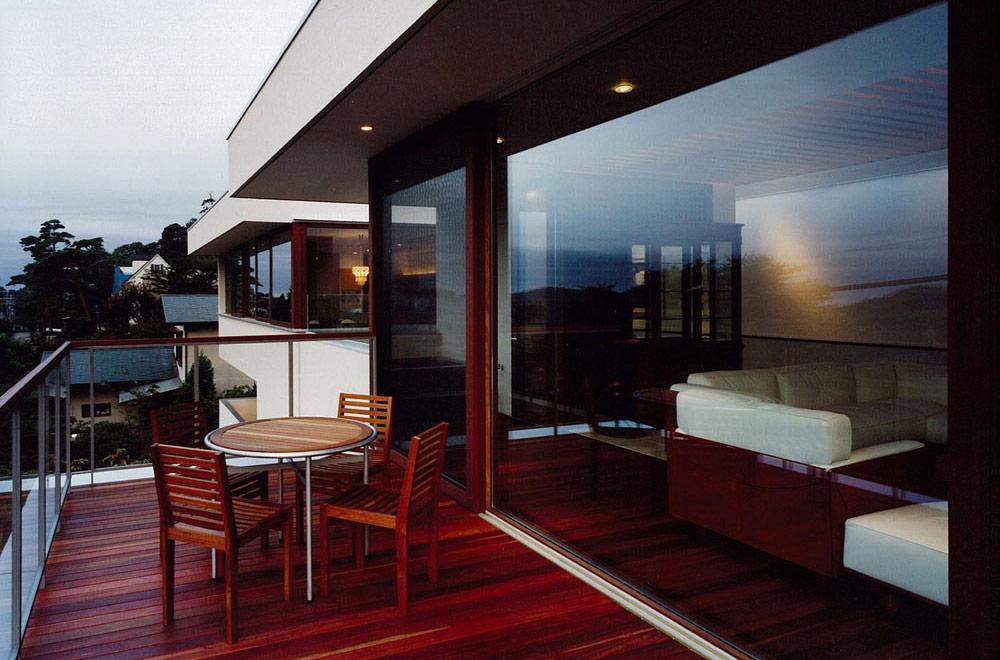 OKUIKE SUMMER HOUSE: Terrace