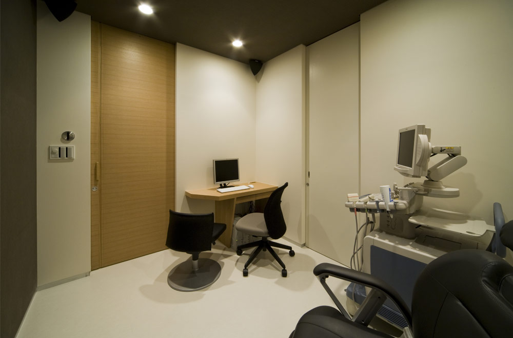 SASAKI CLINIC: Search room