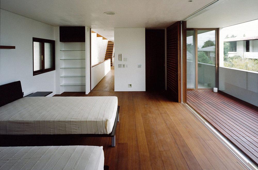OKUIKE SUMMER HOUSE: Bedroom