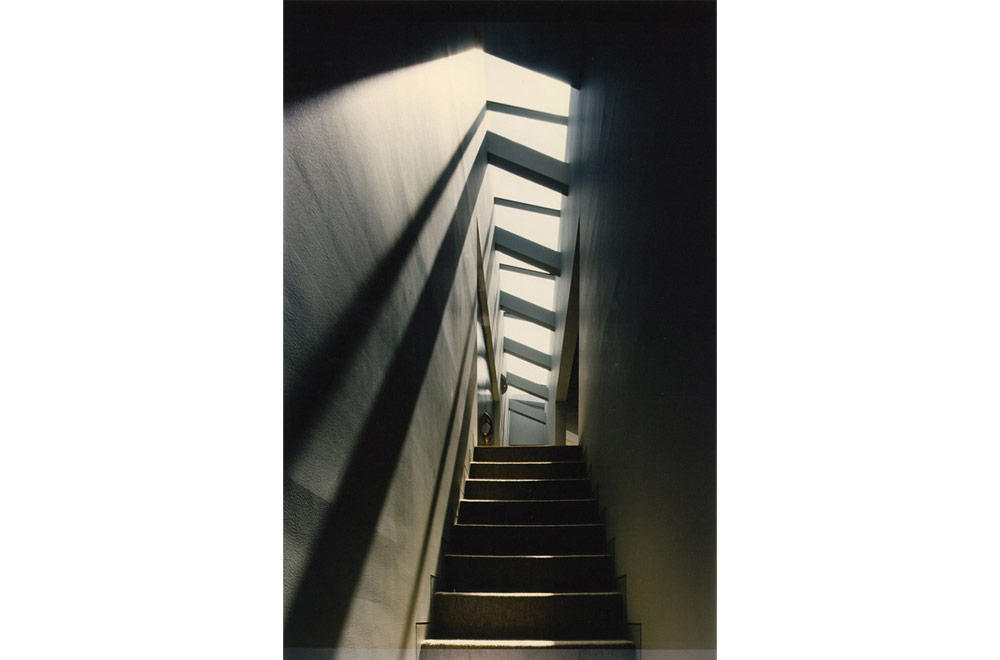 HOUSE IN SUMIYOSHIYAMATE: Stairs