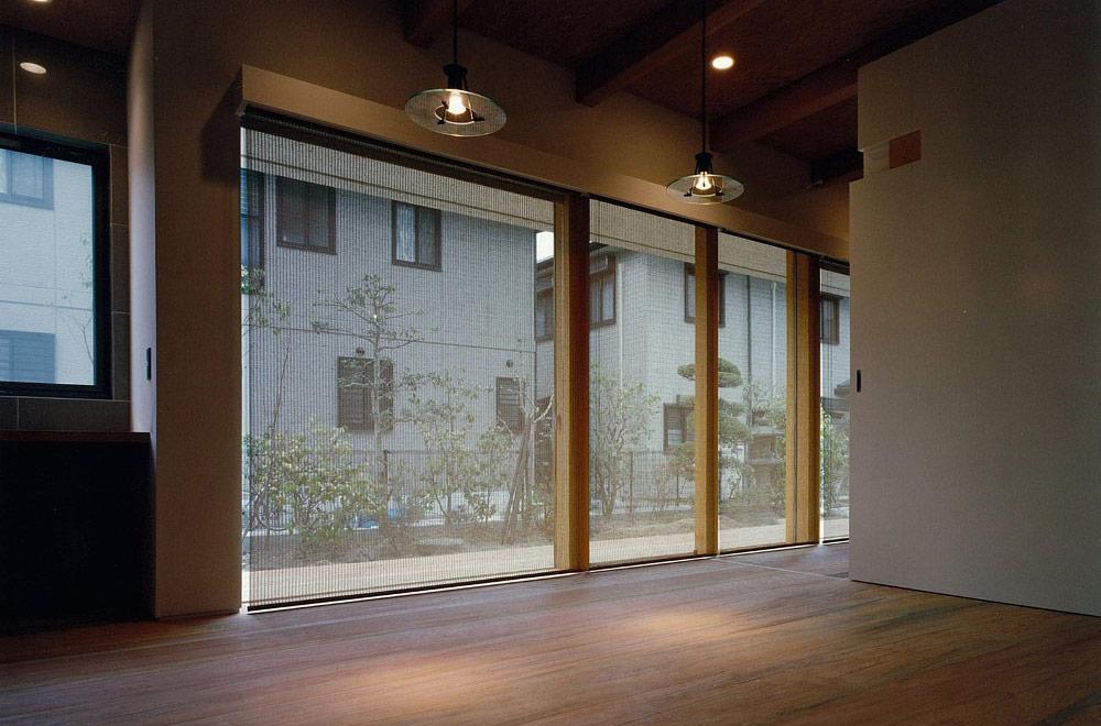 HOUSE IN YASHIKITHOU: Scenery