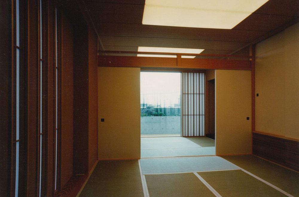 ASHIYA MANIN GARDEN: Japanese-style room