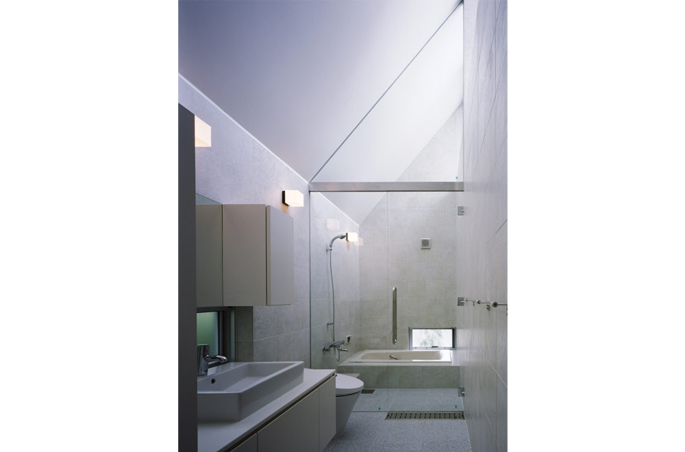 GLASS FACADE: Bathroom & Toilet