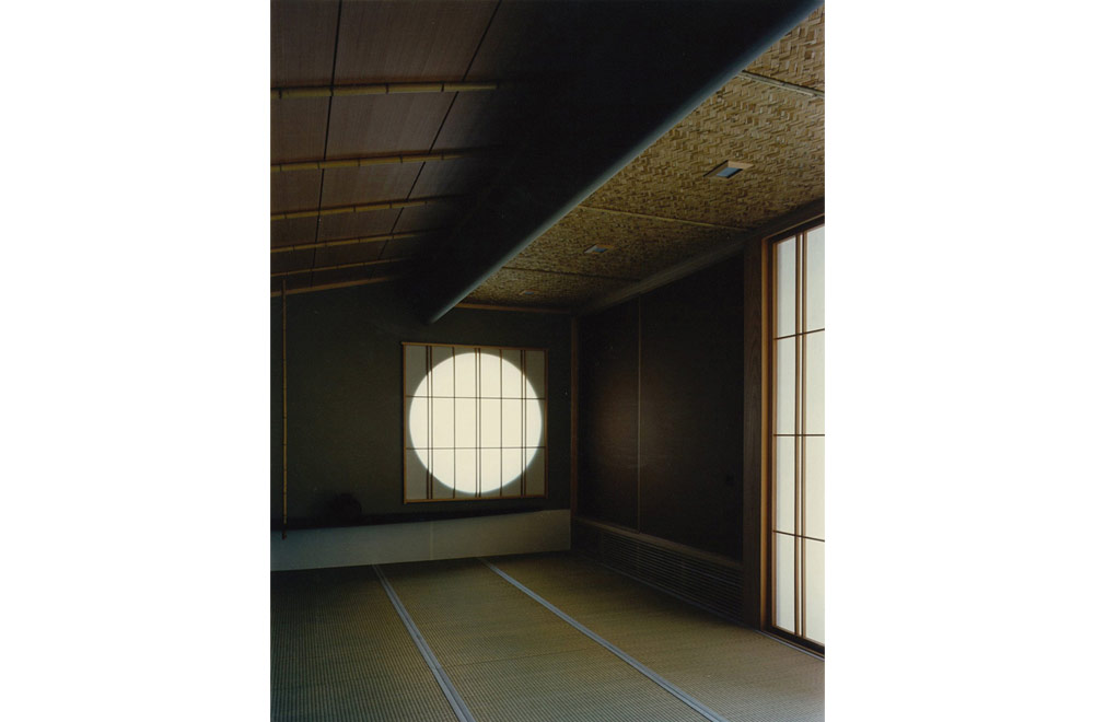 HOUSE IN SUMIYOSHIYAMATE: Japanese-style room