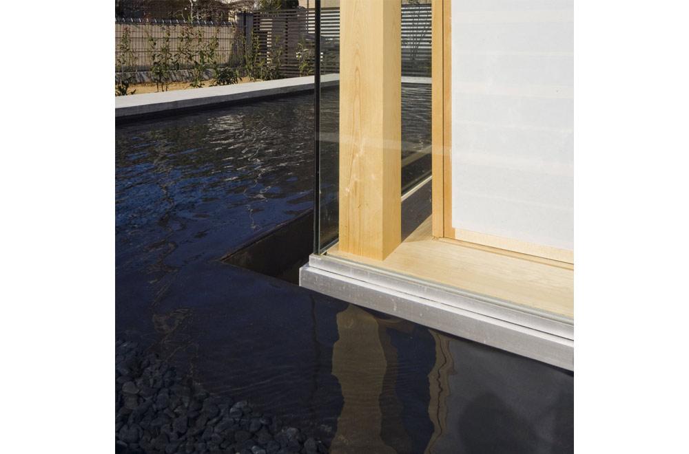 FLOATING WATER SEAT: Garden