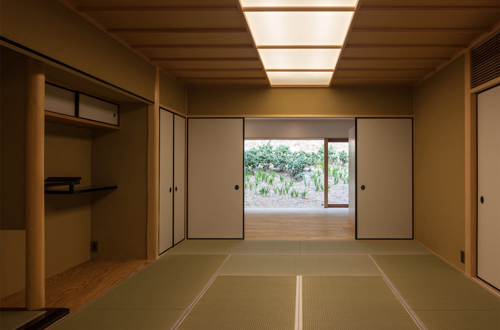 KANCHIKUSOU: Japanese-style room