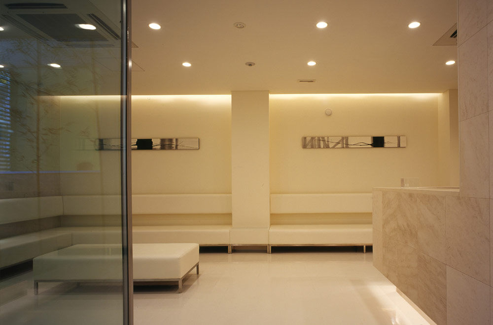 MACHIDUKA CLINIC:Waiting room